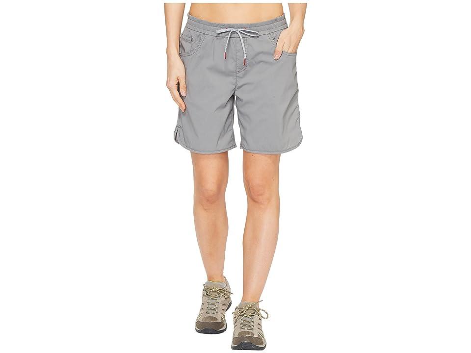 Toad&Co Lightrange Shorts (Smoke) Women