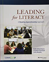 leading for literacy a reading apprenticeship approach