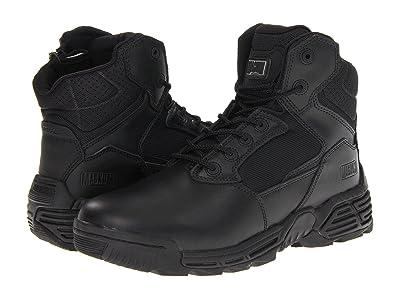 Magnum Stealth Force 6.0 Side Zip (Black) Men