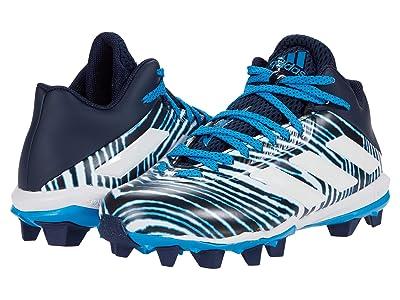 adidas Kids Freak MD J 20 Football (Toddler/Little Kid/Big Kid) (Team Navy Blue/Footwear White/Team Navy Blue) Kids Shoes