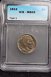 1913 buffalo nickel type 1 type 2
