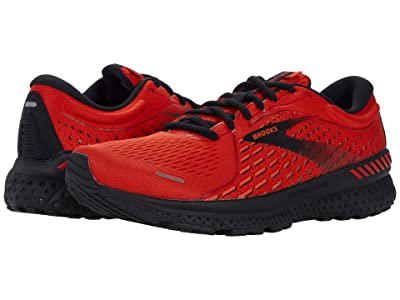 Brooks Adrenaline GTS 21 (Samba/Cherry/Black) Men
