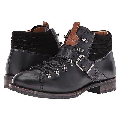 Sebago Laney Hiker (Black Leather) Women