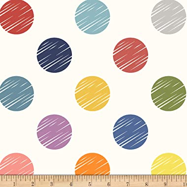 Dot 108'' Wide Back Multi Quilt Fabric