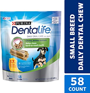 Purina DentaLife Oral Care Mini Adult Dog Treats
