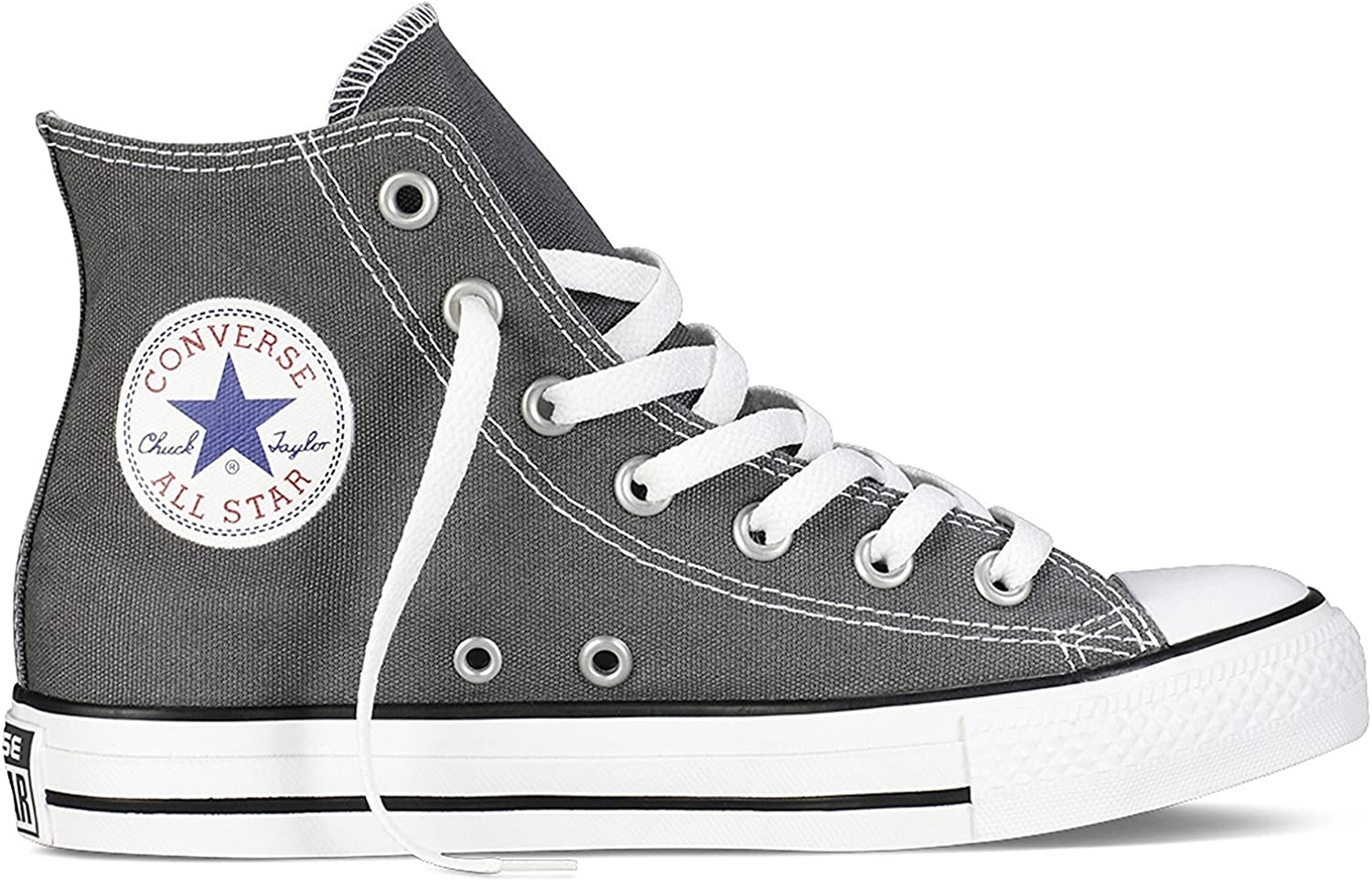Converse Chuck Taylor All Star Classic High Top Sneakers Black White