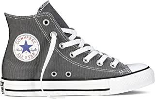 Converse Chuck Taylor All Star Hi Top Charcoal(Size: 9.5 US Men's)