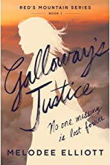 Galloway's Justice (Red's Mountain Series Book 1) Kindle Edition