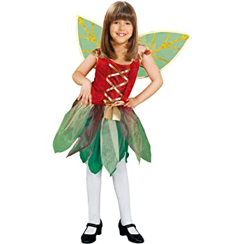 My Other Me - Disfraz de Hada del bosque para niñas, talla 10-12 ...