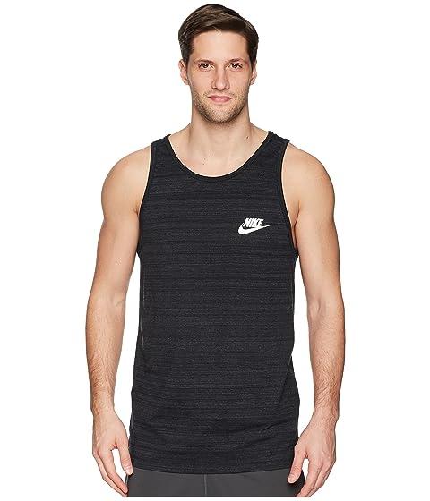 Sportswear Nike Advance Brezo Negro Blanco 15 Tank An8Cwnqv