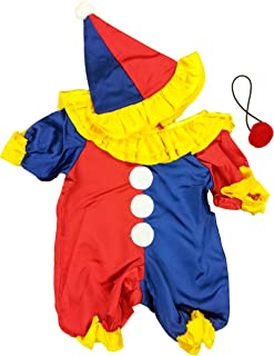 Party Clown Outfit Teddy Bear Clothes Outfit Fits Most 14