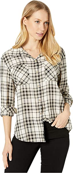 Modern Neutral Plaid