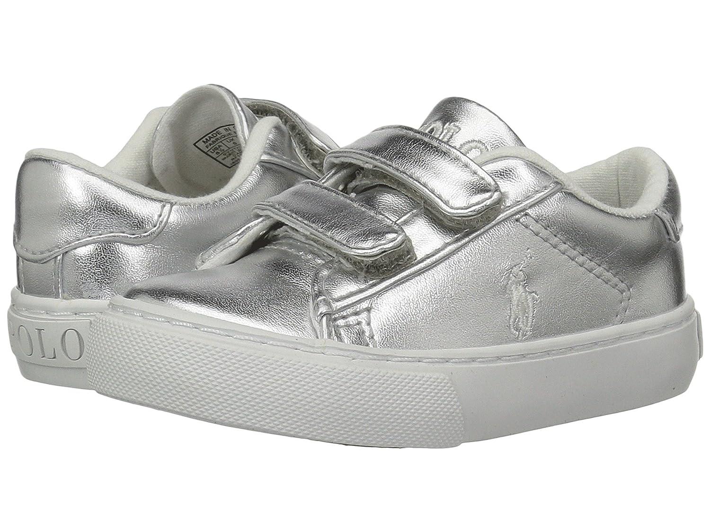 [ポロラルフローレン] キッズカジュアルシューズ??スニーカー?靴 Easten EZ (Toddler) [並行輸入品]