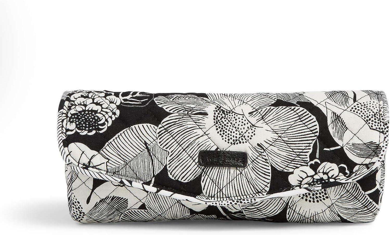 Vera Bradley Signature Cotton On a Roll Makeup Brush & Pencil Case, Bonbon Medallion: Shoes