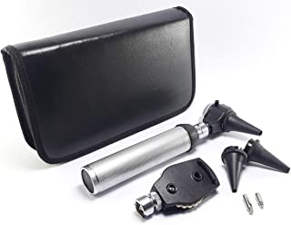 ZetaLife 2 in 1 Ear Scope Set - Multi-Function Otoscope for Ear, Nose & Eye Examination