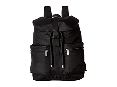 Hedgren Daybreak Sunrise Backpack (Black) Backpack Bags