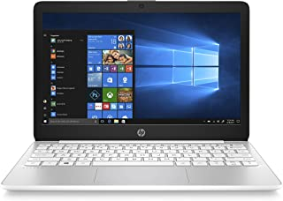 HP Stream 11-Inch Laptop, Intel X5-E8000 Processor, 4 GB RAM, 32 GB eMMC, Windows 10 Home in S Mode with Office 365 Person...