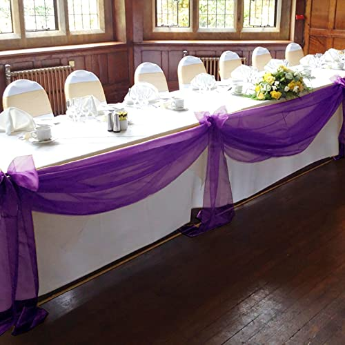 Purple Table Decorations Amazon