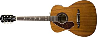 Fender Tim Armstrong Hellcat Acoustic-Electric Guitar, Left Handed - Natural