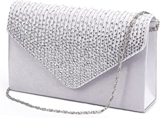 Nodykka Women Evening Envelope Handbag Party Bridal...
