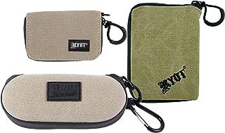 RYOT SmellSafe Krypto-Kit Bundled Packratz (Small) (Natural) SmellSafe Large HardCase in Natural