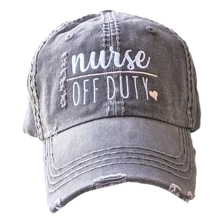 Loaded Lids Super beauty product restock quality top Customized Womens off Duty Nurse Nippon regular agency Hat