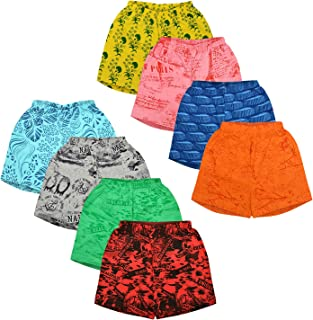 Luke and Lilly Girl's Shorts (Pack of 8)