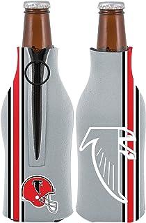 Buffalo Bills 2-Pack Tonal Black Design 12oz CAN Neoprene Beverage Insulator Holder Cooler Football
