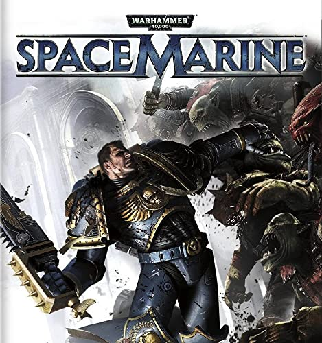 Warhammer 40,000 : Space Marine [PC Code - Steam]