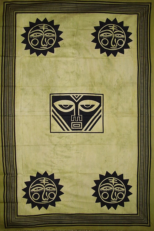 India Arts Mesa Mall Sale Heavy Tribal Tapestry x 102