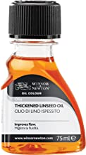 Winsor & Newton Thickened Linseed Oil, 75ml