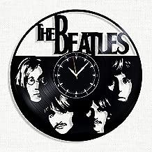 SofiClock The Beatles Vinyl Record Wall Clock 12