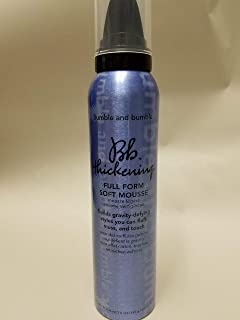 Bumble and Bumble Thickening Full Form Soft Mousse 5 oz.