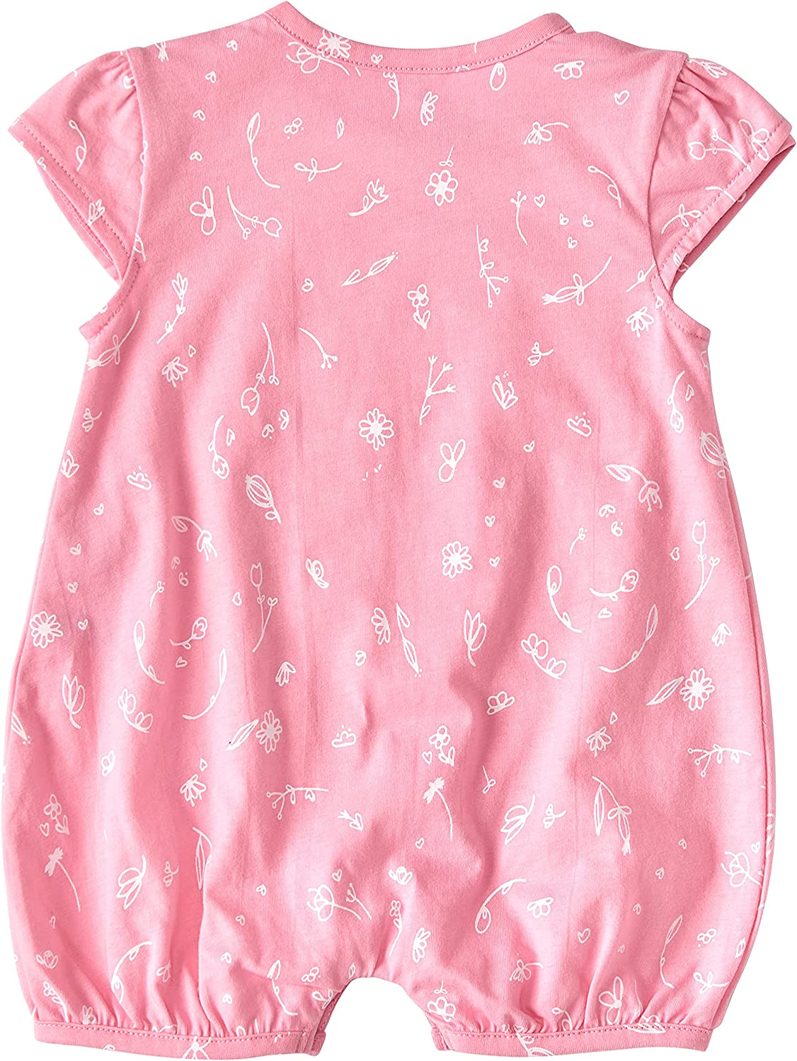 adidas Baby Girls' National products Short Romper Shortie Printed Max 51% OFF Sleeve