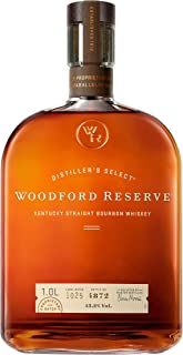 Woodford Reserve Distiller's Select Kentucky Straight Bourbon Whisky, 1 l