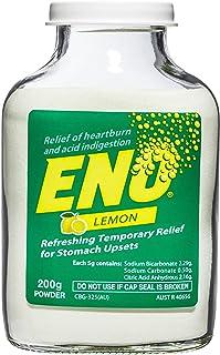 Eno Eno Fruit Salt Lemon Powder, 200 grams