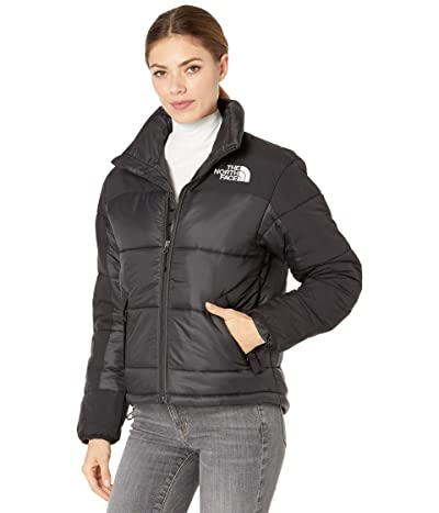 The North Face Himalayan Insulated Jacket (TNF Black) Women