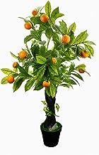 180cm Decorative Orange Tree Artificial Plant, Grass Plant, Garden Plants, Garden Decor, Home Decor, Artificial Plants - Tree