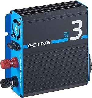 ECTIVE 300W 12 V sinusomvormer naar 230V SI 3 met een zuivere sinusgolf in 7 varianten