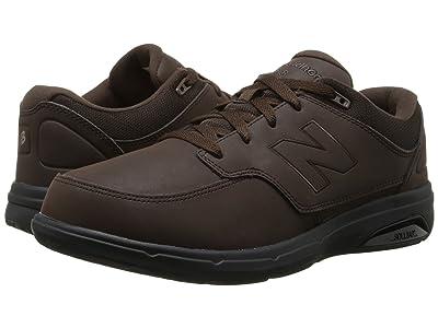 New Balance MW813 (Brown/Brown) Men