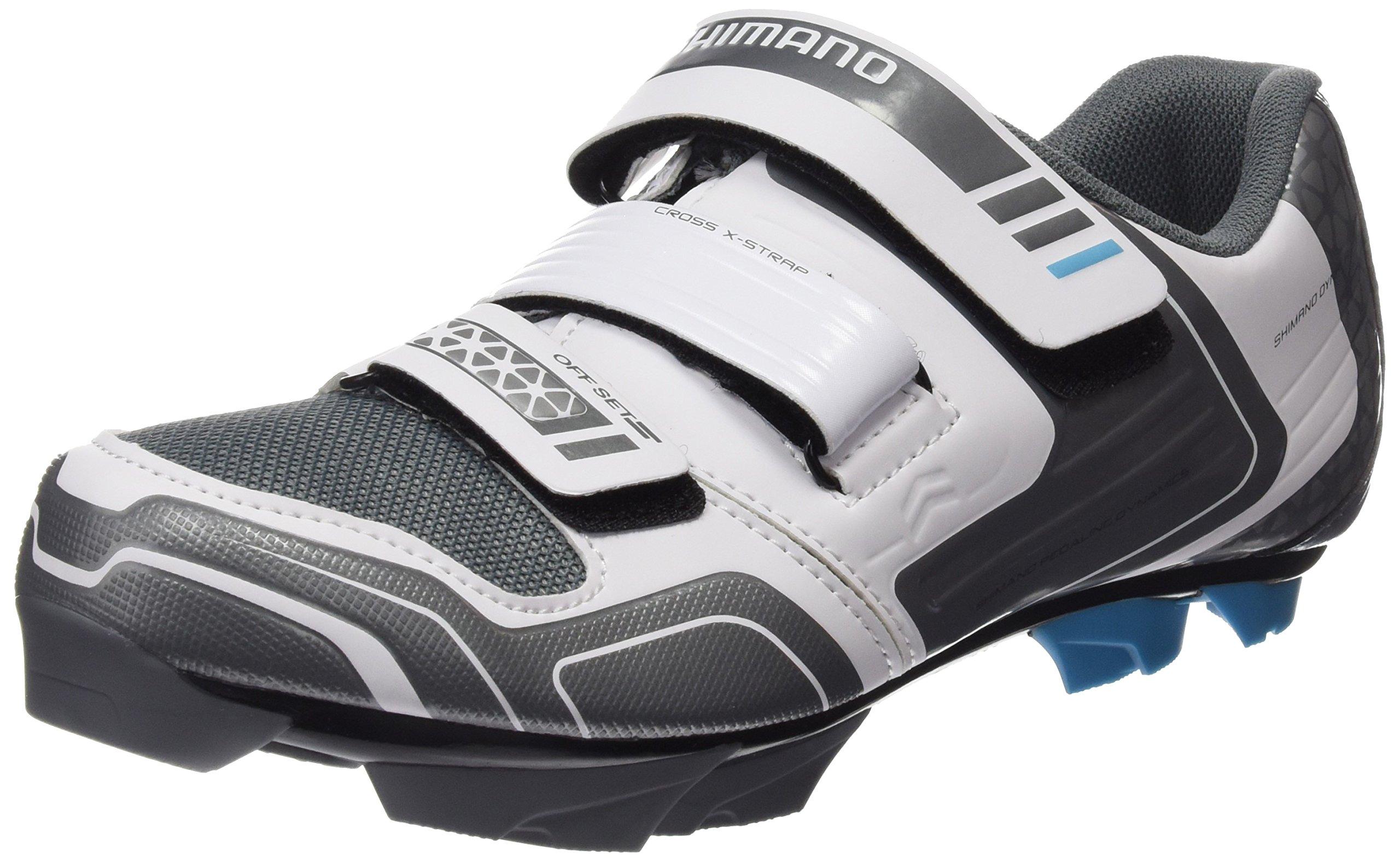 Shimano SHWM53C440W, Zapatillas de Ciclismo de Carretera para ...