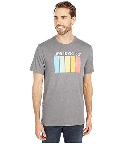 Life is Good LIG In All Colors Cool Teetm (Slate Grey) Men