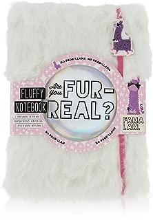 NPW NPW61437 Famalam Furry Notebook
