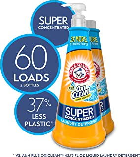 arm and hammer enzyme detergent