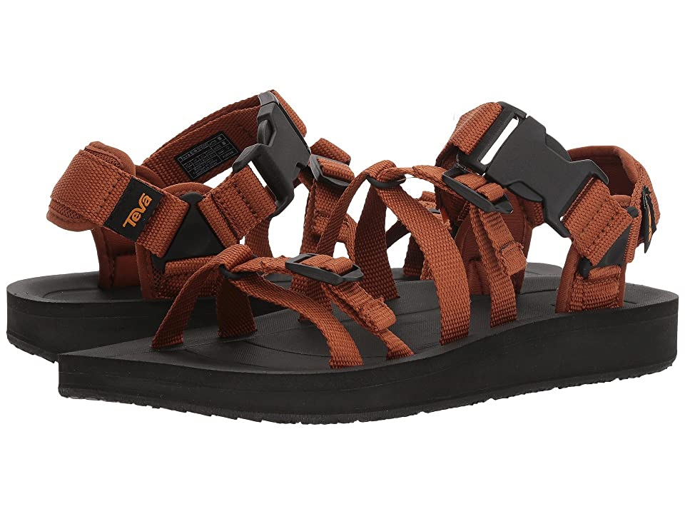 b9855f5454248a Teva Alp Premier (Caramel) Men s Shoes