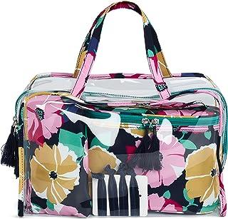 Modella A012647GUMX Cosmetiqueras, Flores, Paquete de 4