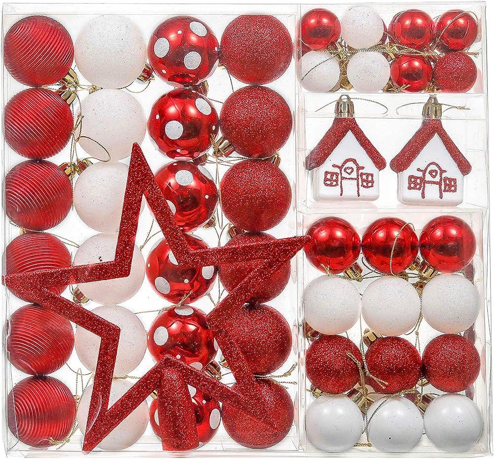 Valery madelyn palle di natale 60 pezzi EG0102-0015
