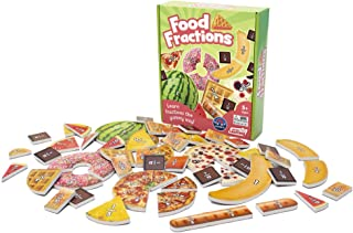 Junior Learning Food Fractions - Learn Fractions the Yummy Way