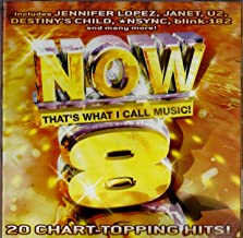 NOW That's What I Call Music Vol. 8