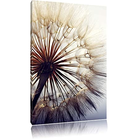 Leinwand-Bild Kunstdruck Hochformat 50x125 Bilder Pusteblume